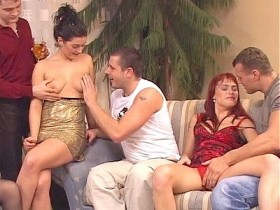 Party Of Sex Scene 2