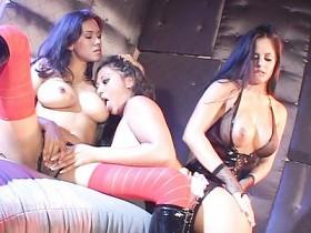 Squirt Sluts Scene 4