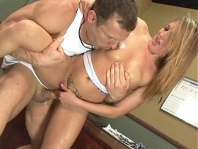 Squirting Cowgirls Scene 1