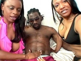 Nasty Black Amateurs 9 Scene 1