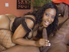 Black Curvy Cuties Scene 7