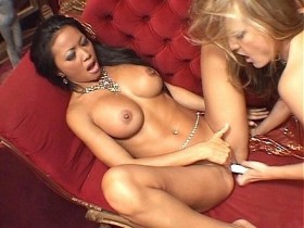 Teanna Kai Is Nasty Little Stripper Girls Scene 3