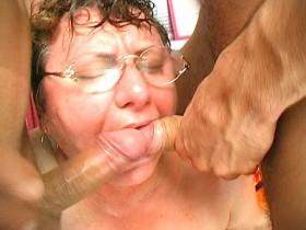Fat Threesomes Scene 1